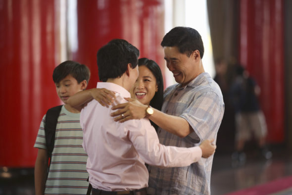 Fresh Off the Boat TV show on ABC: season 3 premiere (canceled or renewed?)