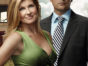 Friday Night Lights TV show reunion: Kyle Chandler, Connie Britton. Friday Night Lights TV show: canceled, no season 6.