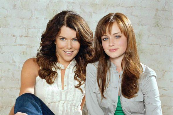 Gilmore Girls TV show on Netflix
