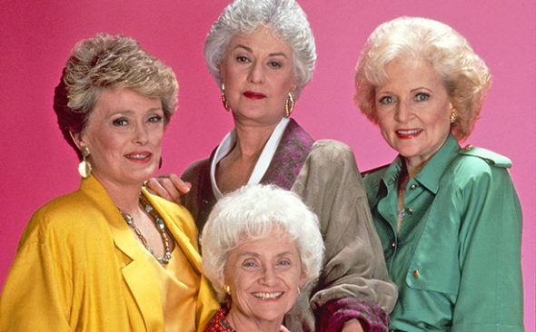 The Golden Girls TV show