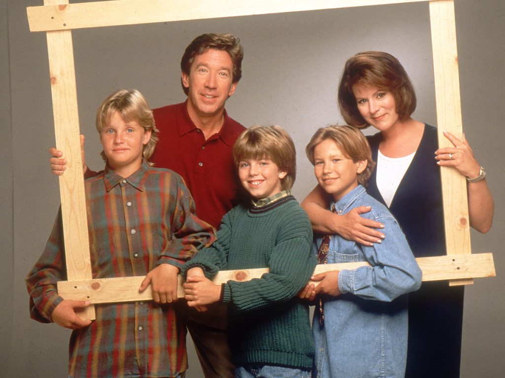Home improvement the tim allen sitcom debuted 25 years - House of tv show ...