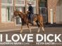 I Love Dick TV show ordered by Amazon: season 1 (canceled or renewed?)