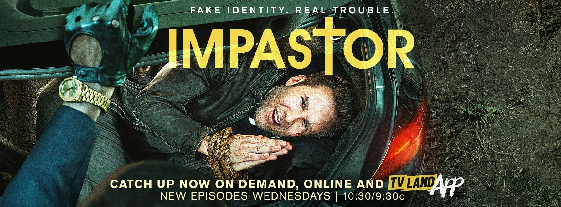 Impastor tv show on tv land ratings cancel or season 3 for Tv land tv shows
