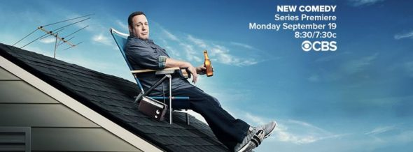 Kevin Can Wait TV show on CBS: ratings (cancel or renew for season 2?)