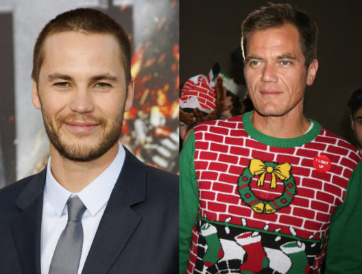 Taylor Kitsch; Michael Shannon