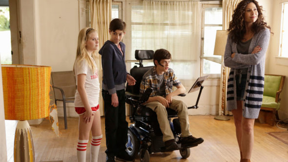 Speechless TV show on ABC