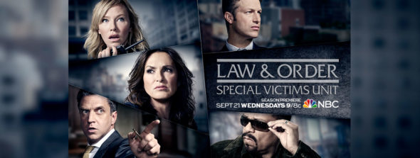 Law and Order: SVU TV show on NBC: ratings (cancel or season 19?)