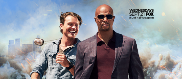 Lethal Weapon TV show on FOX: ratings (cancel or season 2?)