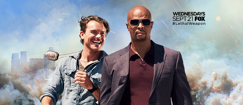 Lethal Weapon Serie Stream