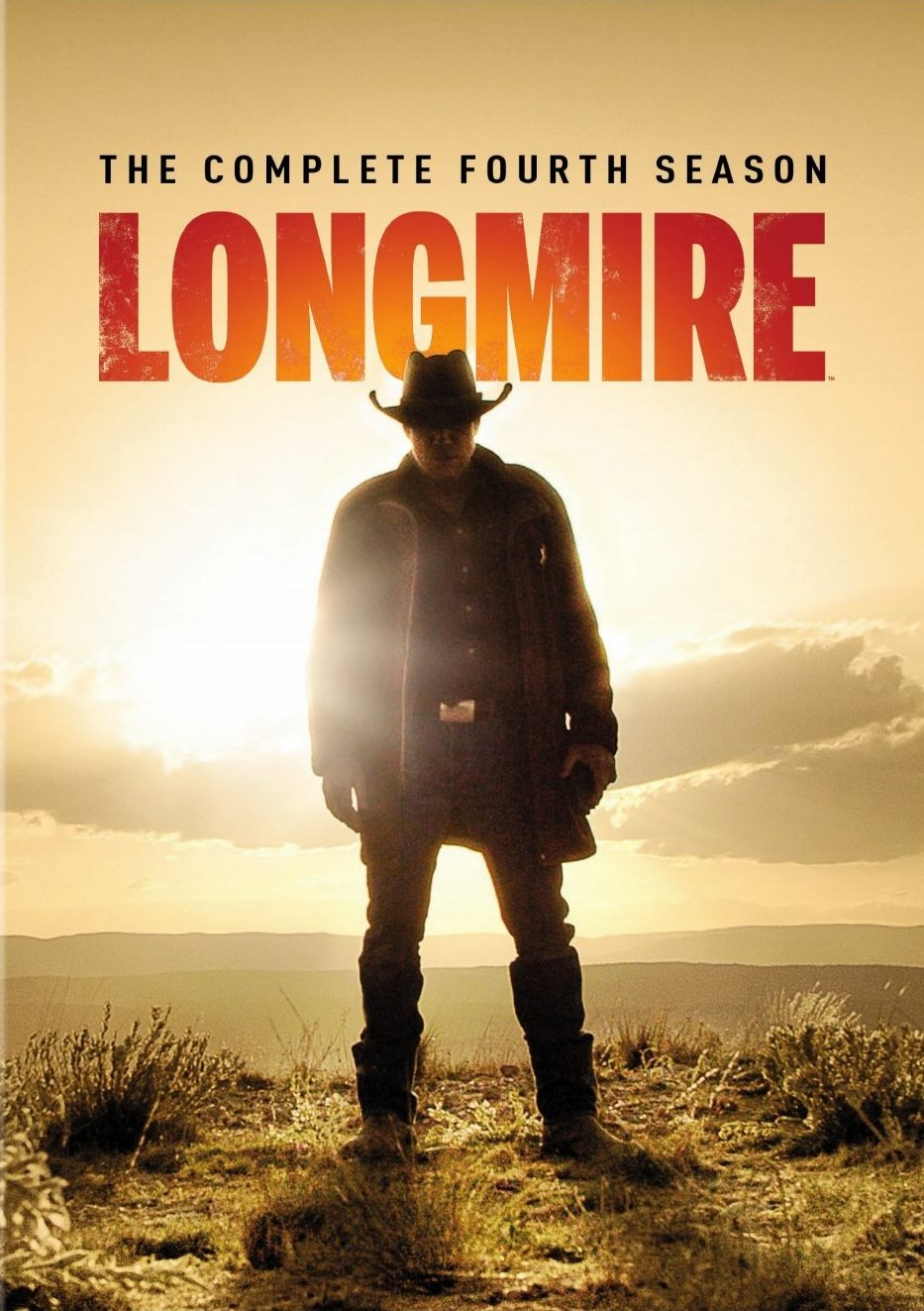 Longmire: Win Season Four On DVD! (Ended)