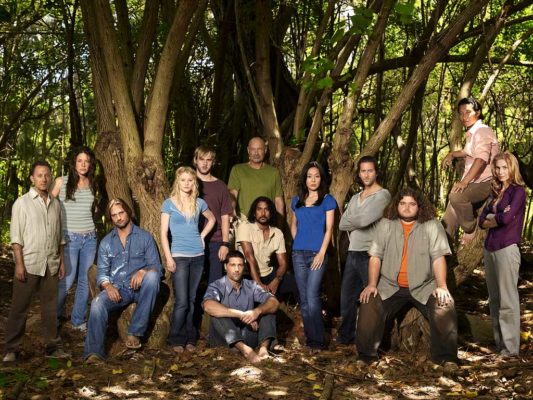 Lost TV show on ABC