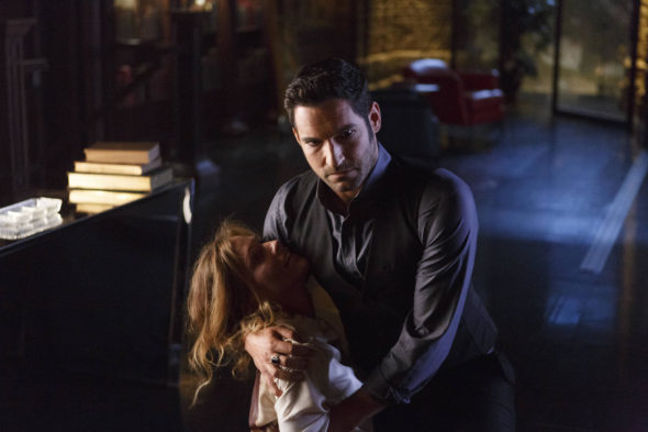 Lucifer TV show on FOX