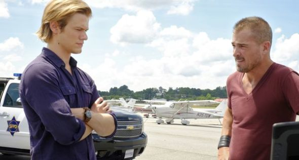 MacGyver TV show on CBS (canceled  or renewed?)
