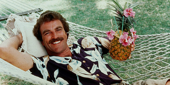 Magnum PI TV show on CBS