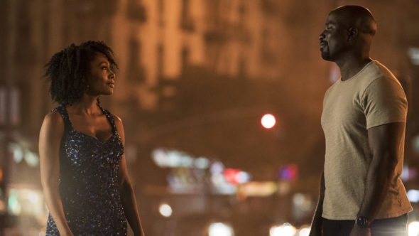 Marvel's Luke Cage TV show on Netflix: season 1: canceled or renewed?