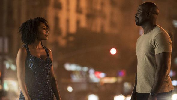 Marvel's Luke Cage TV show on Netflix: season 1: canceled or renewed?