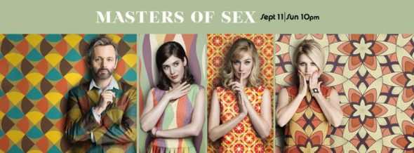 Masters of Sex TV show on Showtime: ratings (cancel or renew for season 5?)