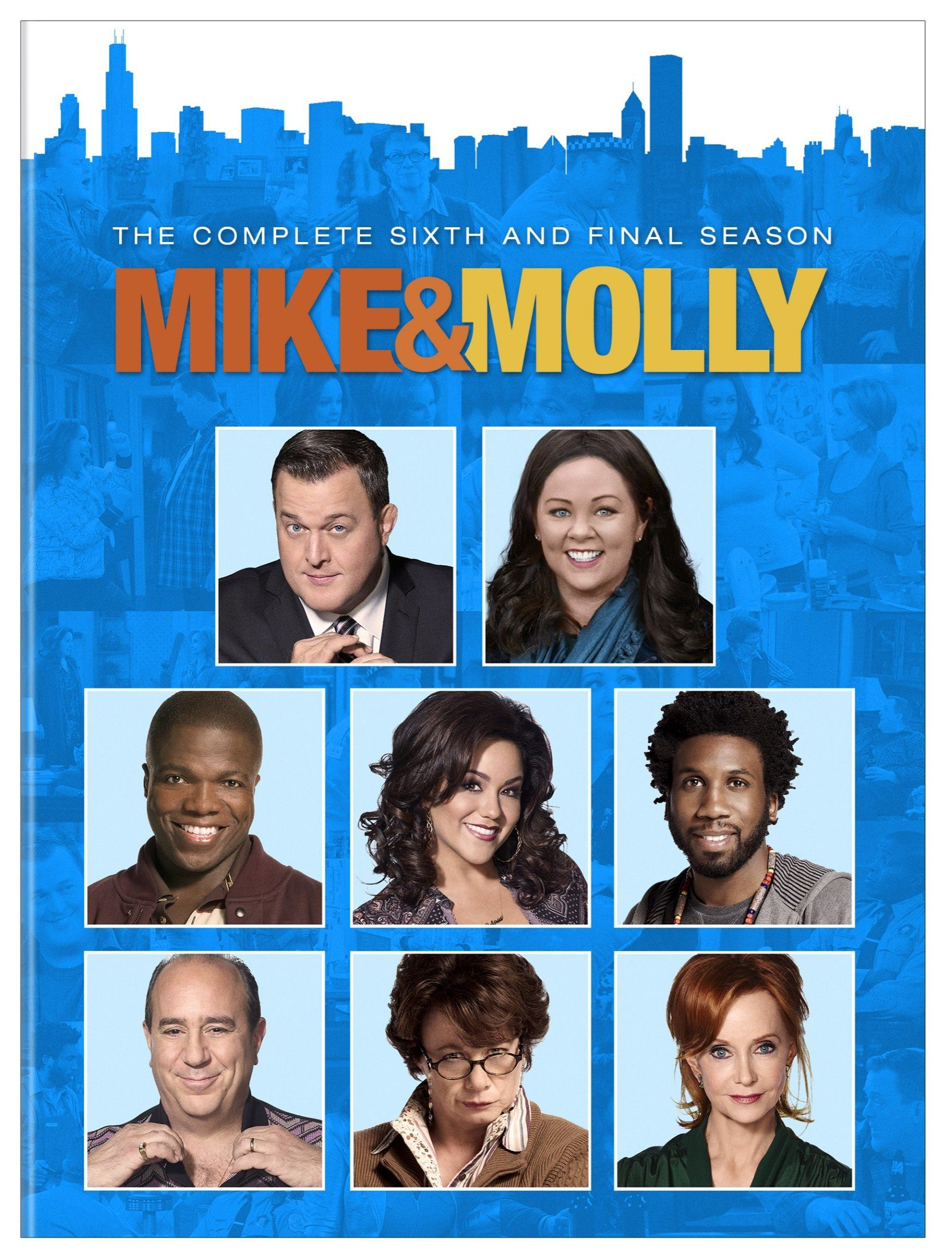 Mike amp molly win the final season on dvd ended canceled tv shows