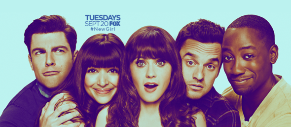 New Girl TV show on FOX: ratings (cancel or renew for season 7?)