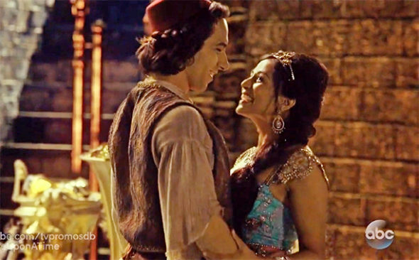 Aladdin and Jasmine: Once Upon a Time TV show on ABC: season 6 premiere (canceled or renewed?)