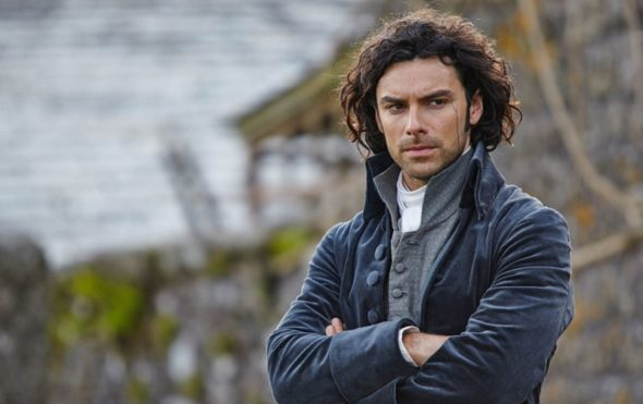 Poldark TV show on PBS