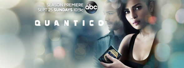 Quantico TV show on ABC: ratings (cancel or season 3?)