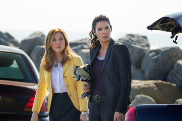 Rizzoli & Isles TV show on TNT