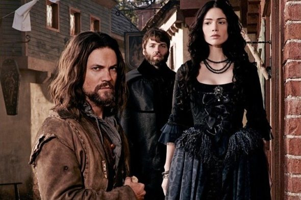 Salem TV show on WGN America