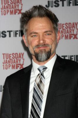 David Meunier; Arrow TV show on The CW