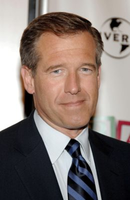 Brian Williams; The 11th Hour TV show on NBC