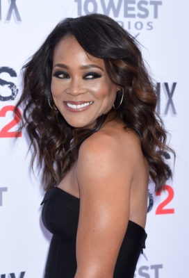 Robin Givens; Riverdale TV show on The CW