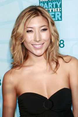 Supergirl Dichen Lachman Dollhouse To Guest In Season Two