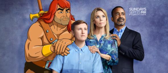 Son of Zorn TV show on FOX: ratings (cancel or season 2?)