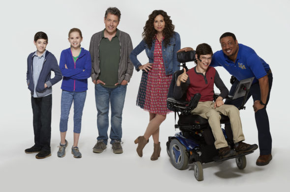Speechless TV show on ABC (canceled or renewed?)