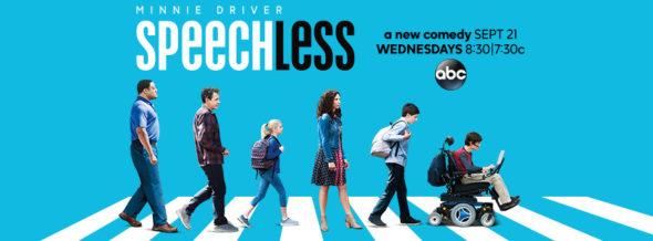 Speechless TV show on ABC: ratings (cancel or season 2?)
