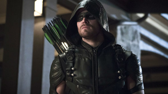 Arrow TV show on The CW