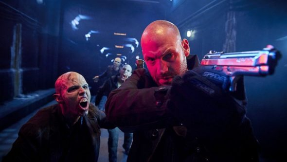 The Strain TV show on FX
