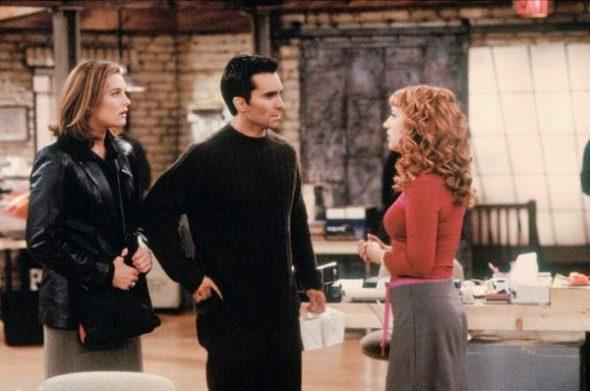 Suddenly Susan TV show 20th anniversary. Suddenly Susan TV show on NBC: canceled, no season 5.