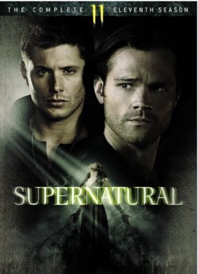 Supernatural TV show on The CW: season 11