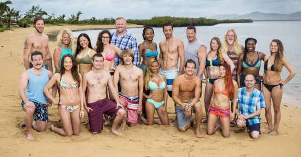 Survivor TV show on CBS: ratings (cancel or renew for season 34?)