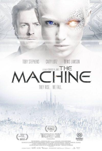 The Machine TV show on Syfy: season 1 (canceled or renewed?)