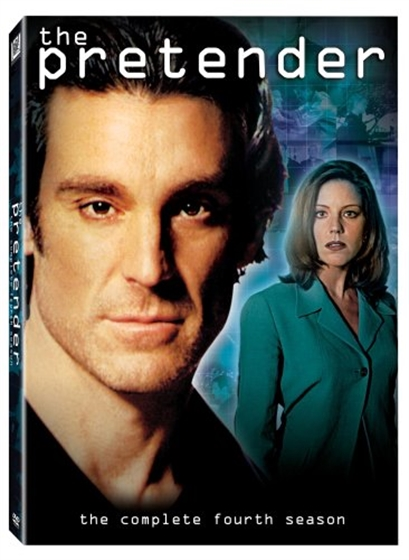 The Pretender TV series 20th anniversary. The Pretender TV show on NBC: canceled, no season 5.