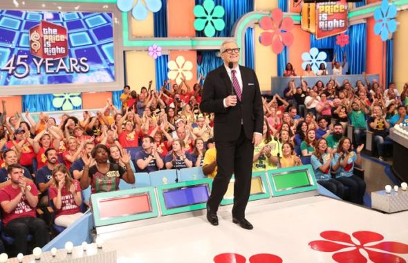 The Price is Right TV game show on CBS: season 45 premiere (canceled or renewed?)