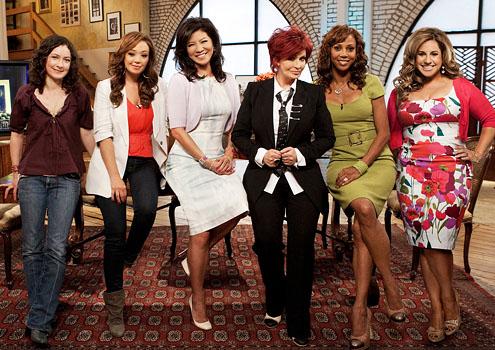 The Talk TV show on CBS