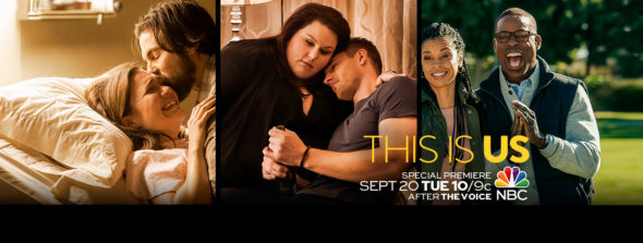 This Is Us TV show on NBC: ratings (cancel or season 2?)