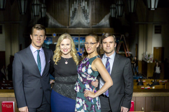 Signed, Sealed, Delivered TV show on Hallmark