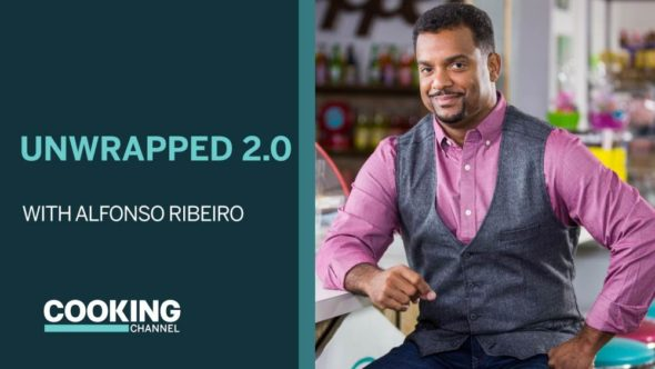 Unwrapped 2.0 TV show on Cooking Channel