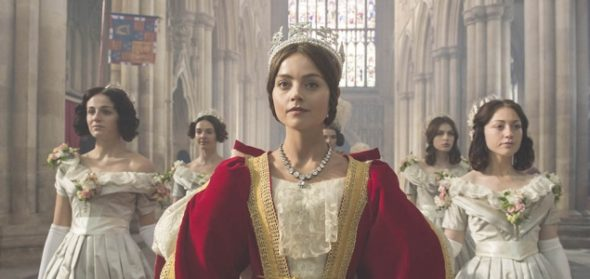 Victoria TV show on ITV and PBS: season 2 renewal.