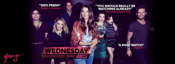 Younger TV show on TV Land: ratings (cancel or season 4)