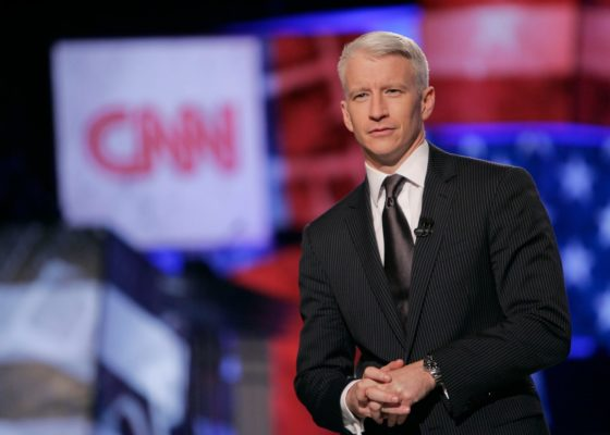 Anderson Cooper 360 TV show on CNN